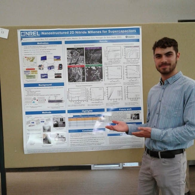 andre bos poster presentation